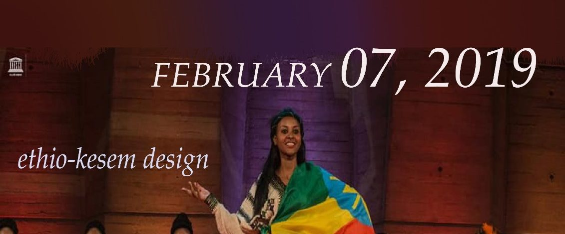 Ethiopian fashion designer and stylist selamawit mulugeta